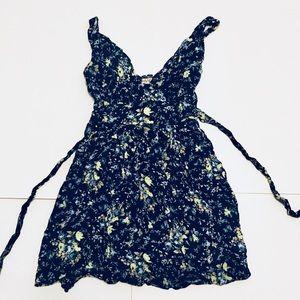 ModCloth Dresses - Modcloth Crafty blue floral dress